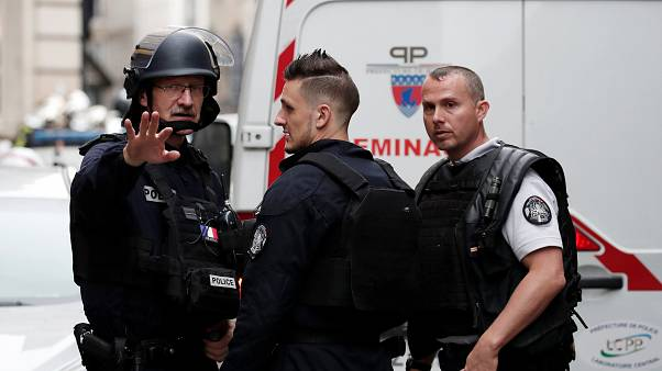 Fin de la prise d'otages à Paris