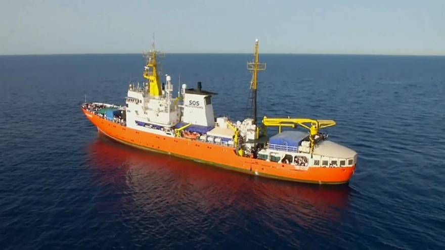 Seenotretter bereiten Fahrt nach Spanien vor