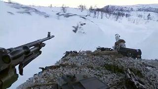 Több amerikai katonát kér Norvégia