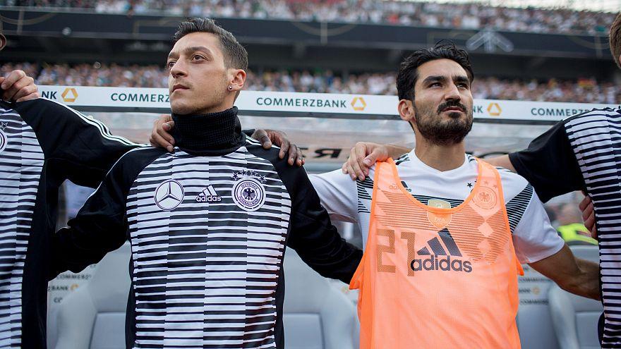 Dünya Kupası'nda Türkiye yok ama Türk futbolcular var