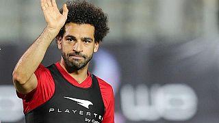 Mohamed Salah enfrenta duras críticas tras polémica foto con el líder checheno antes del Mundial