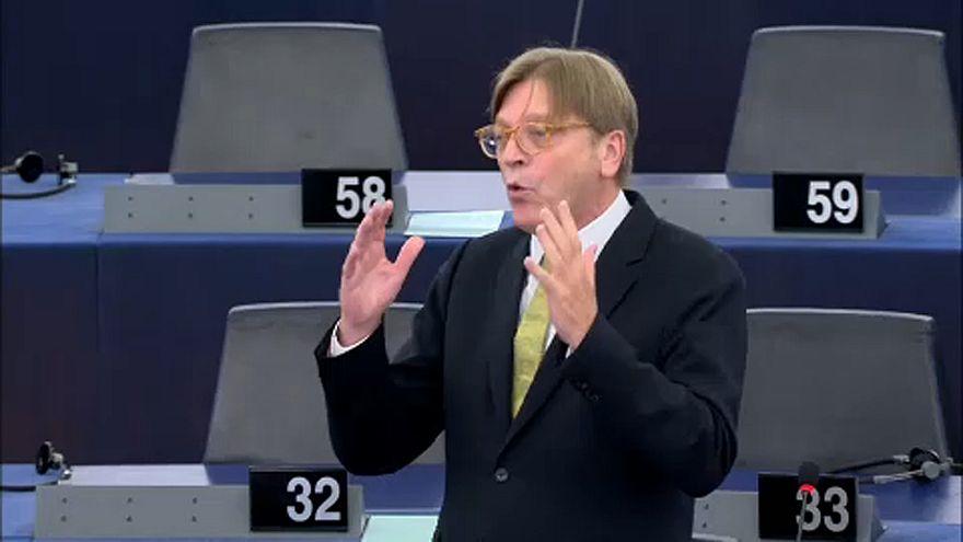 Migration - a battleground for EU politicians