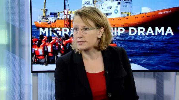 Призыв предоставлять убежище повсюду в ЕС