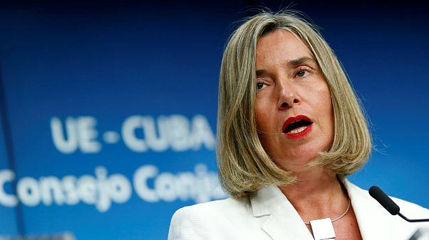 موگرینی: برای اعتبار اروپا و حفظ منافع اتحادیه باید برجام را حفظ کنیم