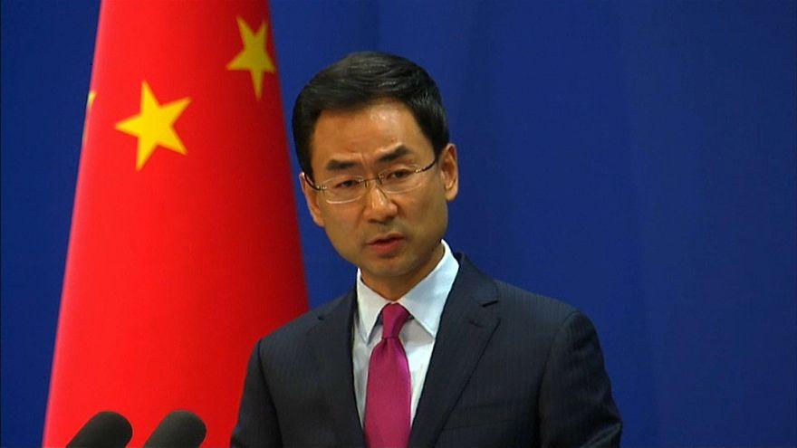 China quer suspensão das sanções da ONU contra a Coreia do Norte