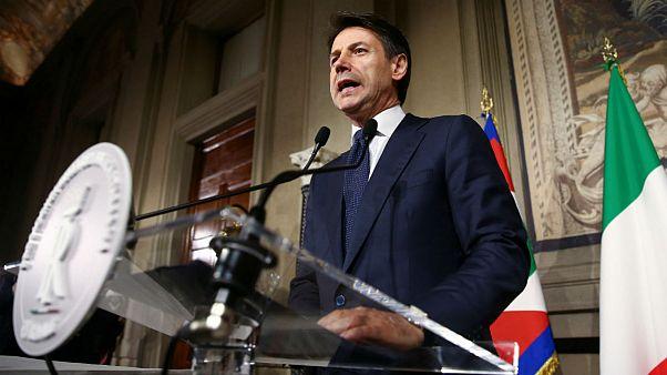 جوزپه کنته، نخست وزیر ایتالیا