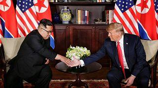 Kim et Trump éloignent le risque d'un conflit