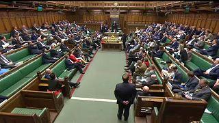 Átment May brexit-javaslata a brit parlamenten