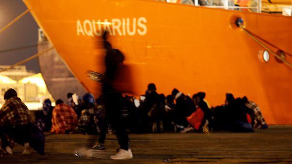 Valencia készül a 629 menekült fogadására