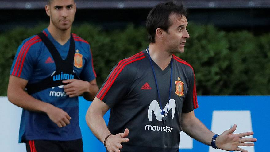 Y de repente... Lopetegui al Real Madrid
