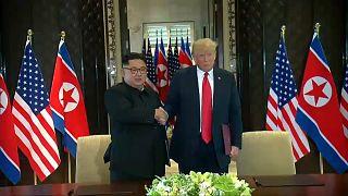 La favola di Donald e Kim, sarà vera gloria?