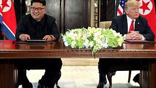 Συμφωνία Τραμπ - Κιμ: Ικανοποίηση με επιφυλάξεις