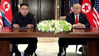 Pour Trump, la catastrophe nucléaire a été évitée