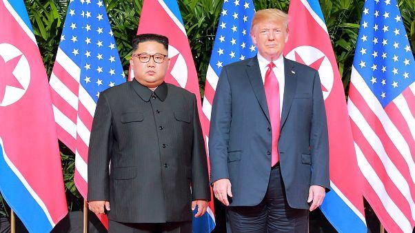 قمة ترامب-كيم: وقف المناورات الحربية مع سول في تنازل مفاجئ لبيونغ يانغ