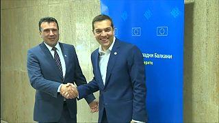 Macedónia muda de nome