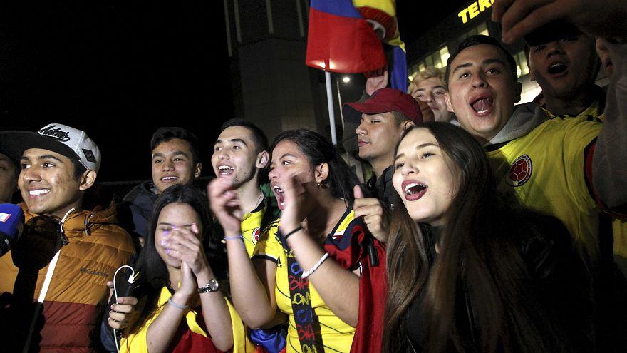 L'ambiance monte à la veille du coup d'envoi du Mondial 2018