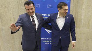 """""""Macédoine"""" : Skopje et Athènes trouvent un accord"""