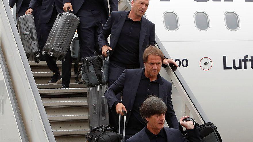 Alemania llega a Rusia lista para defender su título