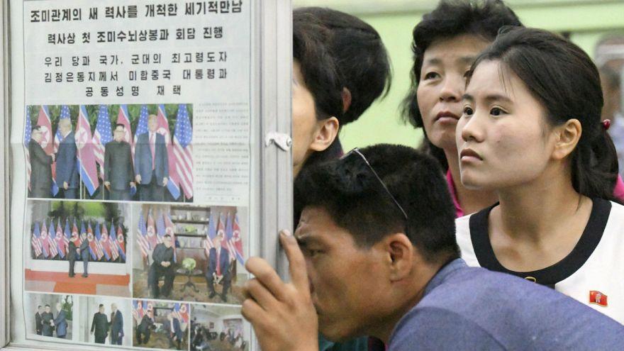 Trump, Kim Jong Un'a Singapur'da ne söz verdi? - Kuzey Kore medyası