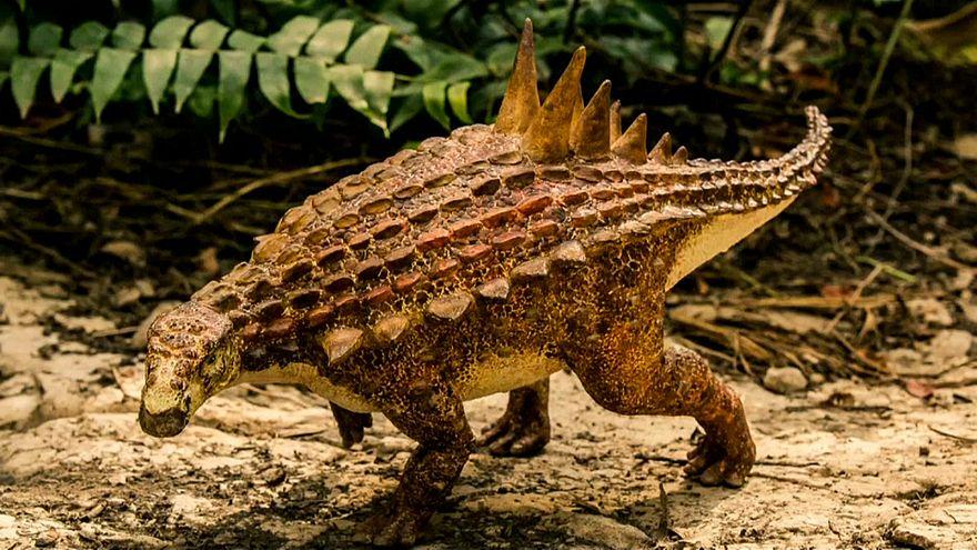 اكتشاف نوع جديد من الديناصورات في المكسيك