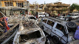 مجلس القضاء بالعراق يصدر أوامر باعتقال 20 شخصا في تفجير بمعقل مقتدى الصدر ببغداد