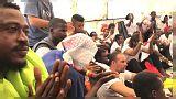 Akdeniz'de göçmen krizi çözüldü, diplomatik gerilim sürüyor