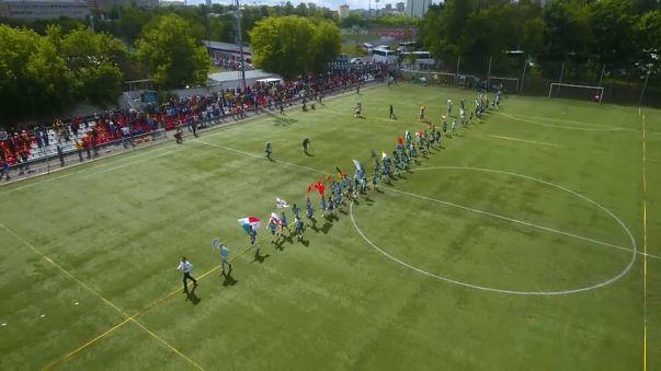 Football for Frienship: WM der Jugend