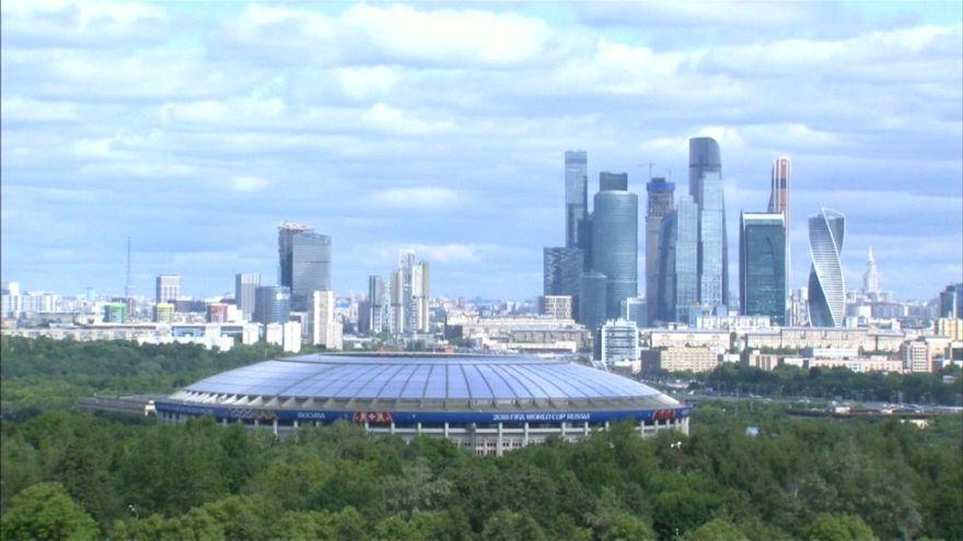Im LIVE-Ticker auf Euronews: Die WM in Russland 2018