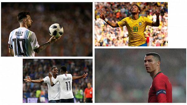 CANLI: Dünya Kupası ile ilgili son gelişmeler