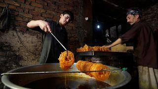 افغانستان برای عید آماده میشود