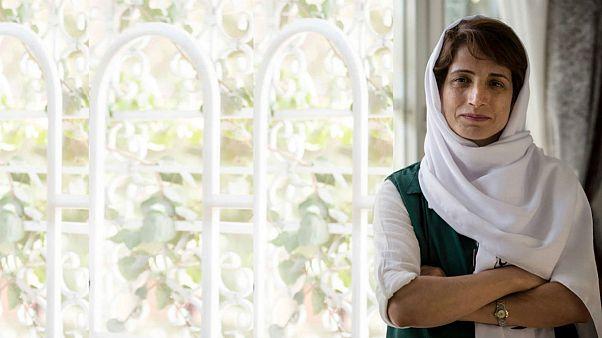 همسر نسرین ستوده از بازداشت وی خبر داد
