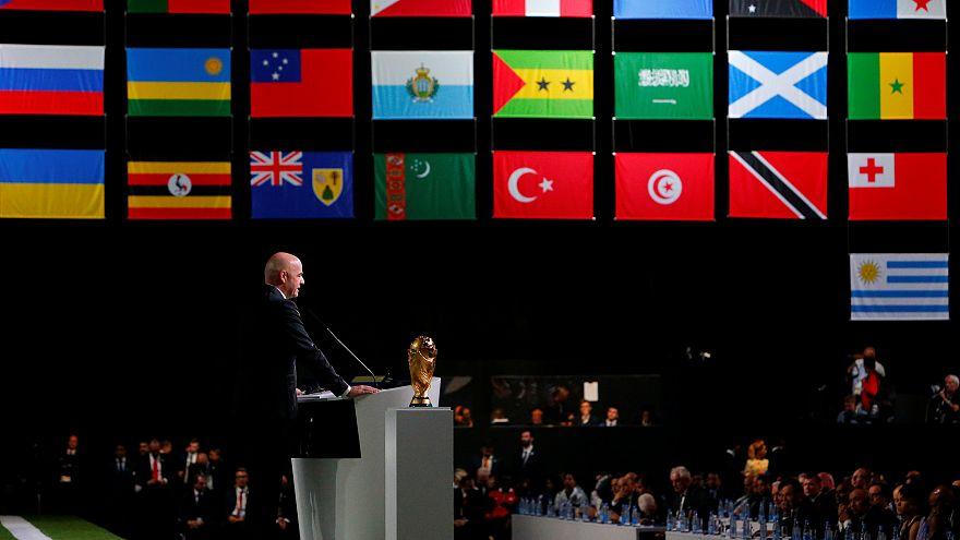 USA, Mexiko und Kanada zum WM-Gastgeber 2026 gekürt