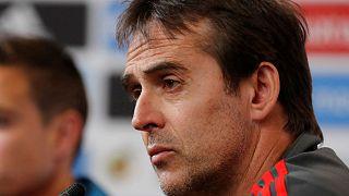 Coupe du Monde : la sélection espagnole en crise