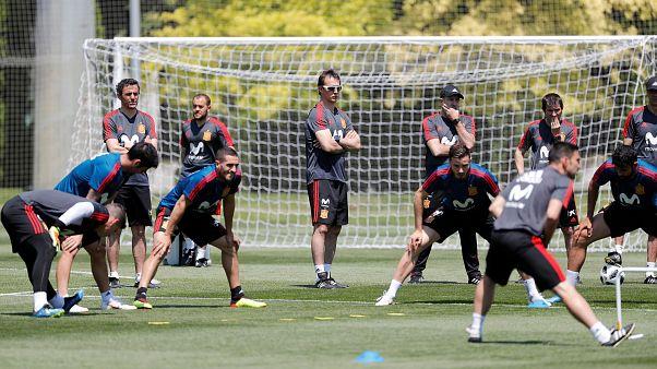 Sportdirektor Fernando Hierro übernimmt spanische Nationalmannschaft