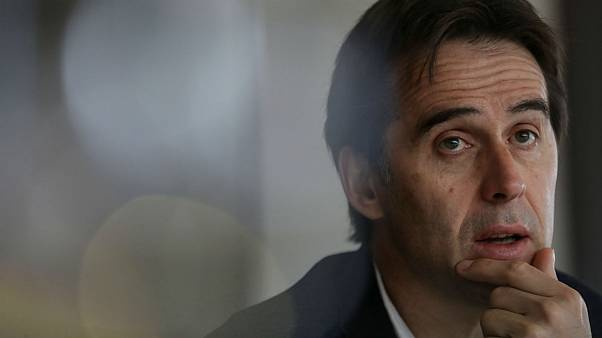 مربی تیم ملی اسپانیا در آستانه جام جهانی اخراج شد