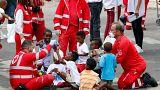 Un millier de migrants débarquent en Sicile