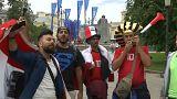 مونديال 2018: مشجعو المنتخب المصري في موسكو بعد غياب دام 28 عاما