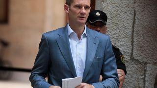 Iñaki Urdangarin tiene cinco días para ingresar en la cárcel