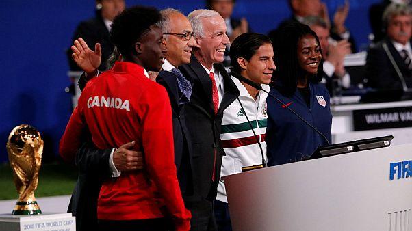 Le Mondial 2026 aux Etats-Unis, au Canada et au Mexique