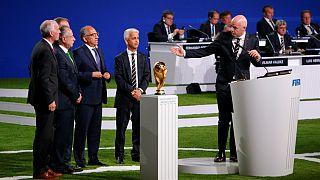 Amerikában lesz a 2026-os foci-vb