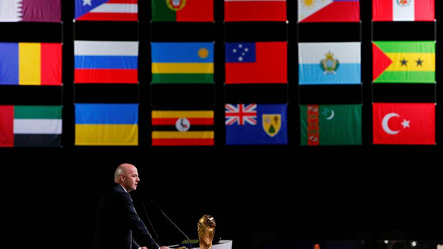 FIFA: ΗΠΑ, Καναδάς και Μεξικό συνδιοργανωτές του Μουντιάλ 2026
