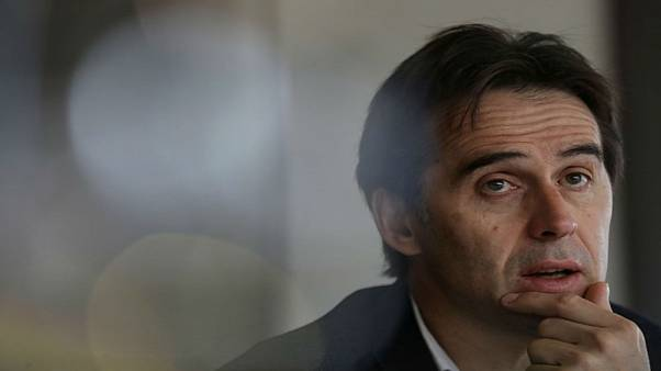 مدرب المنتخب الإسباني يولن لوبتيجي