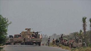 Las fuerzas yemeníes atacan Al Hudaida