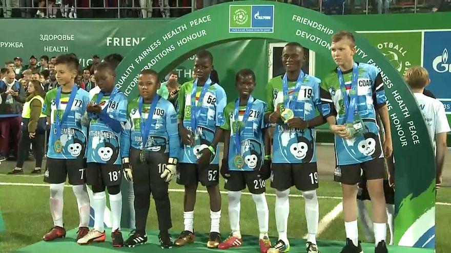 'Fútbol por la Amistad'