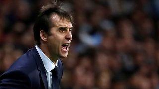 Йерро сменил Лопетеги у руля сборной Испании
