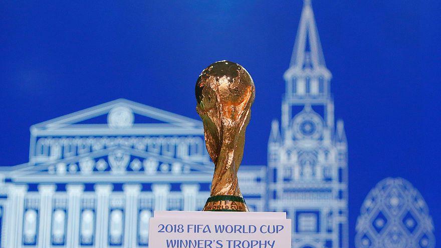 Wer ist Ihr Favorit bei der Fußball-Weltmeisterschaft 2018?