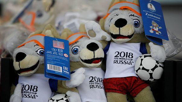 Dünya Kupası 2018'in maskotu Zabivaka
