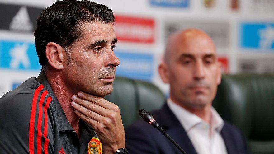Fernando Hierro, seleccionador de España por sorpresa