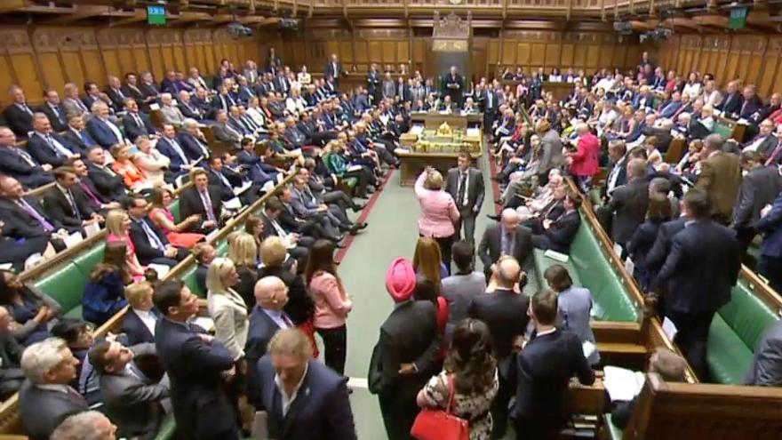Watch: Furious over Brexit, Scottish lawmakers walk out of UK parliament