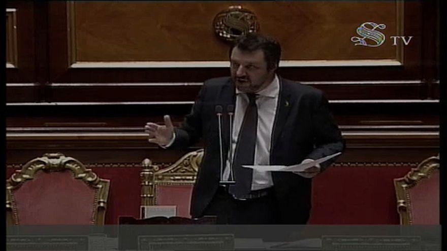 Salvini: Párizs és Madrid is fogadjon be menekülteket